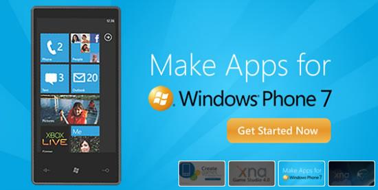 www.mobile.patoghu.com | ابزارهای نهایی توسعه برنامه برای ویندوز فون 7 بزودی عرضه می گردد