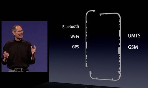 www.mobile.patoghu.com   مشکل آنتن گوشی آیفون 4   آیا در طراحی اشتباهی رخ داده؟